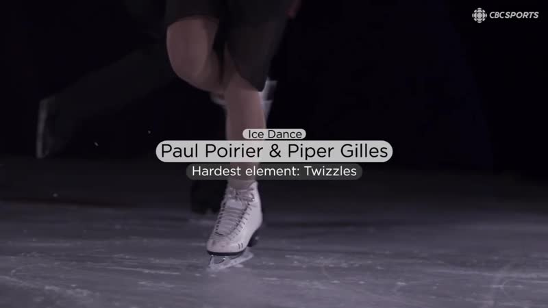 Canadian Figure Skaters Share Their Most Difficult Element