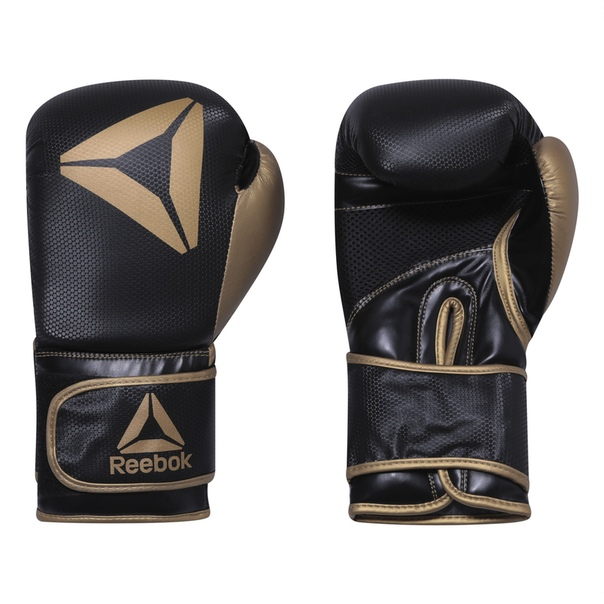 Перчатки Boxing Black Gold