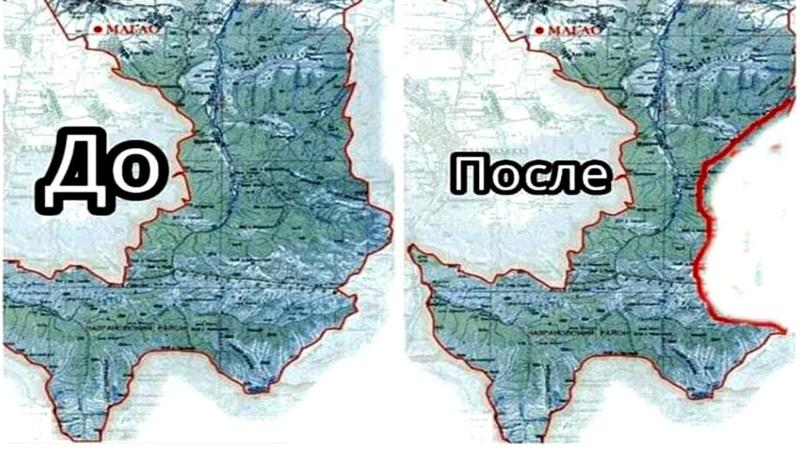 Ингушей променяли на нефть и получили Майдан.