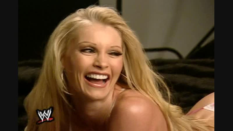 WWE Sable confidential