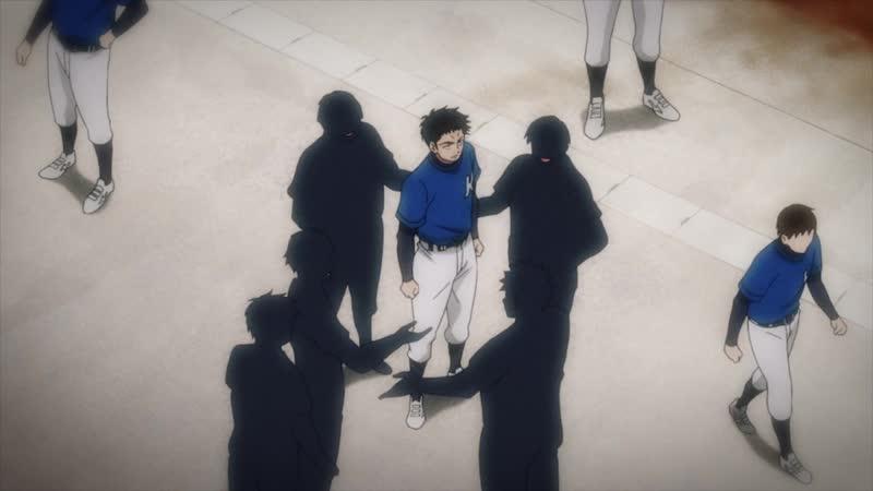 Путь аса: Второй акт / Diamond no Ace: Act II - 1 серия [Озвучка: Zendos(AniStar)]