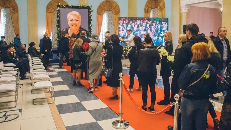 Прощание с Мариной Поплавской как звезды и жители Киева почтили память актрисы Dizel Show