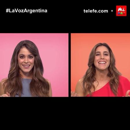 """La Voz Argentina on Instagram: """"Vuelve LaVozArgentina y sabemos que la ansiedad es terrible por eso @candemolfese, nuestra host digital tiene ACCE..."""