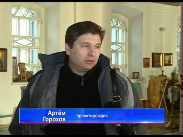 В Ярославле завершается реставрация храма Петра и Павла