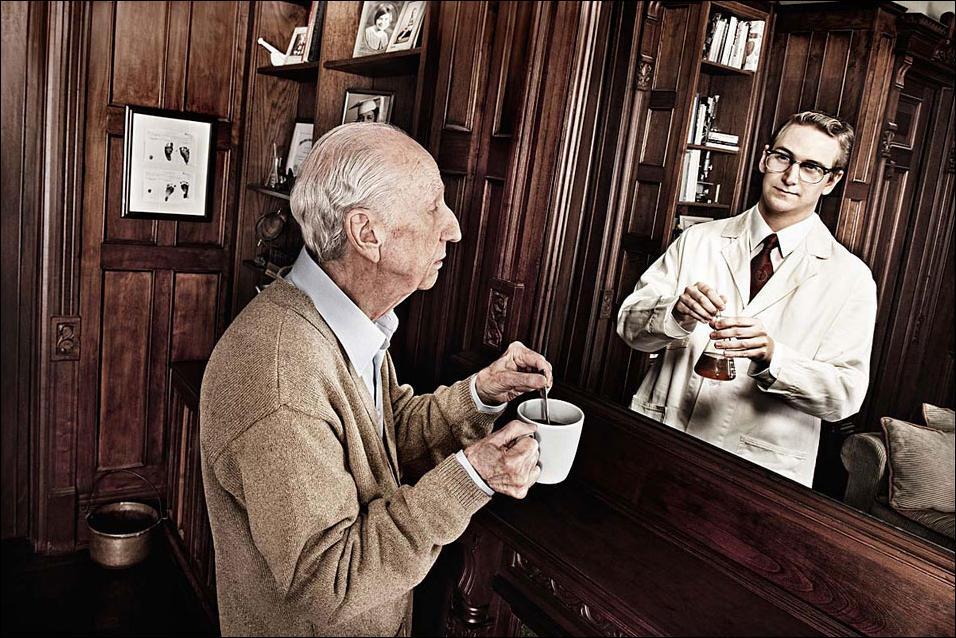 4ek uJQFWx4 - Зеркало воспоминаний Тома Хасси