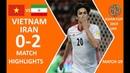 🇻🇳 VIETNAM - IRAN 🇮🇷 - 0:2 | MATCH C| MATCH-19 | 12.01.2019 ASIAN CUP 2019 UAE HD