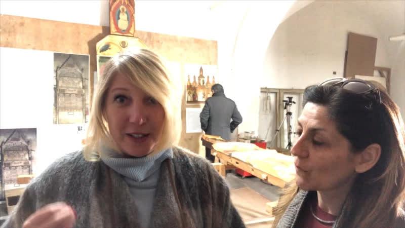 Раскрываем тайны итальянских реставраторов рествв
