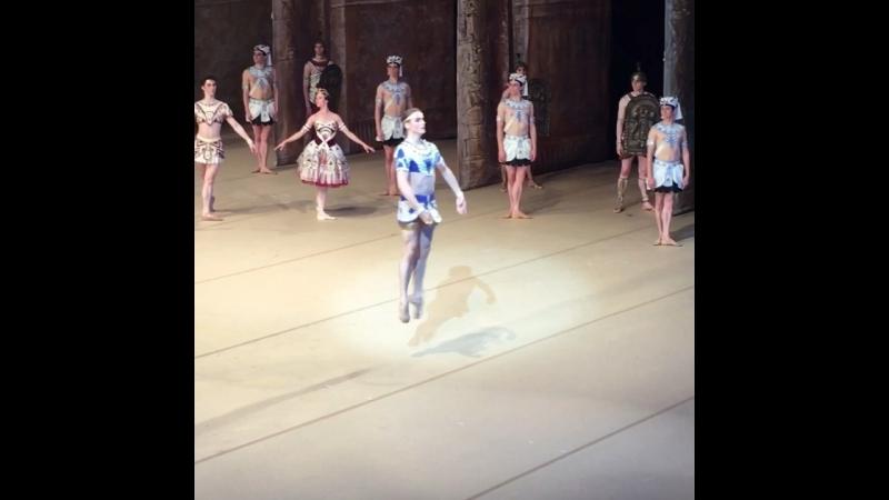 """Video - 31, 19.07.2018 """"La Fille du Pharaon"""" Denis Rodkin, BolshoiTheatre 🎭"""