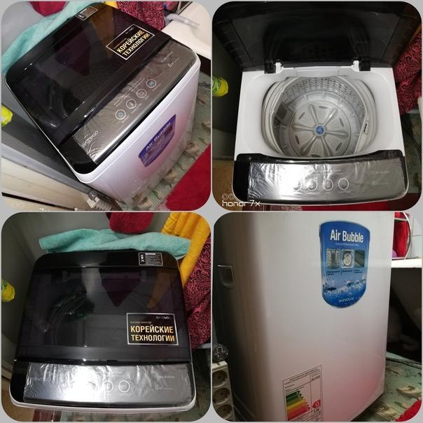 Стиральная машина Daewoo Electronics