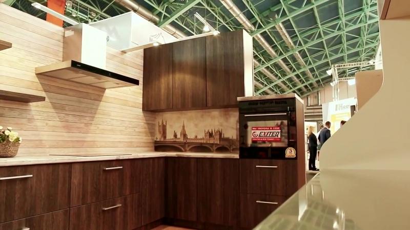 Мебельная фабрика Монтанья на выставке 2016 год