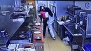 Unprovoked attack of fast food worker in MKE stopped by coworker with CCW.