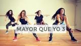 MAYOR QUE YO 3, by Luny Tunes, Daddy Yankee, Wisin, Don Omar &amp Yandel Carolina B
