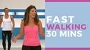Leslie Sansone - Fast Walking in 30 minutes   Быстрая ходьба в домашних условиях