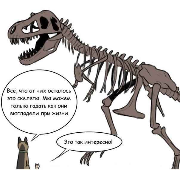 Тирекс Иллюстратор: Pet_foolery