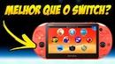 Switch pra quê? Conheça o novo PS VITA!