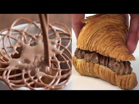 ESPECTACULARES Y DELICIOSOS POSTRES de CHOCOLATE! Como Hacer Pasteles de Chocolate 2018