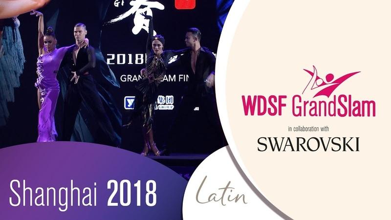 Gorodilov - Bergmannova, EST and Bangbang - Yujun, CHN | 2018 GrandSlam LAT Shanghai