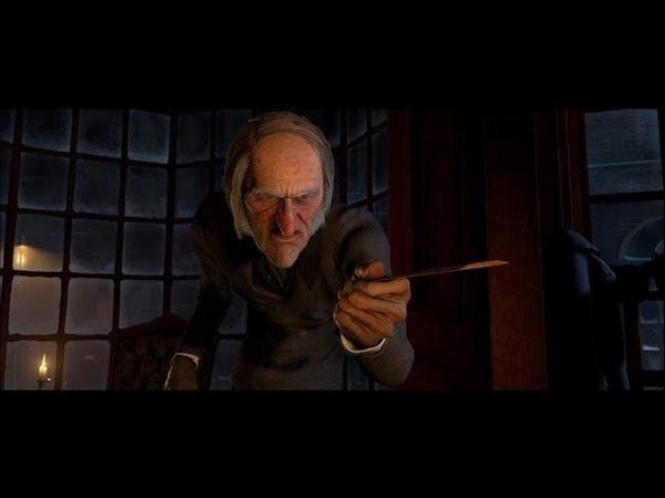 Мистер Скрудж / Scrooge - легендарный рождественский фильм