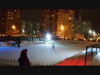 Частный каток на ул.Гризодубовой г.Жуковский