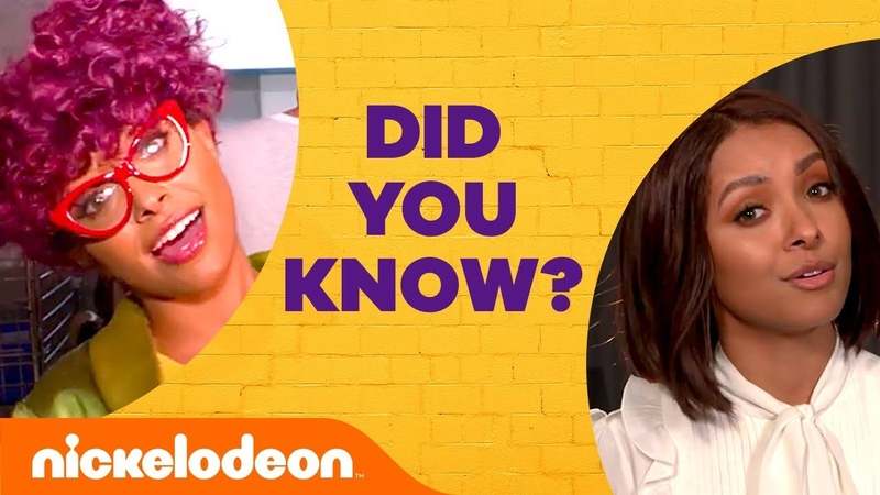 Get to Know Kat Graham 💅 The Voice of April O'Neil | Rise of the TMNT | TurtlesTuesday