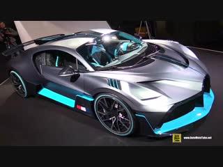 2020 Bugatti Divo - Walkaround - 2018 Paris Motor Show
