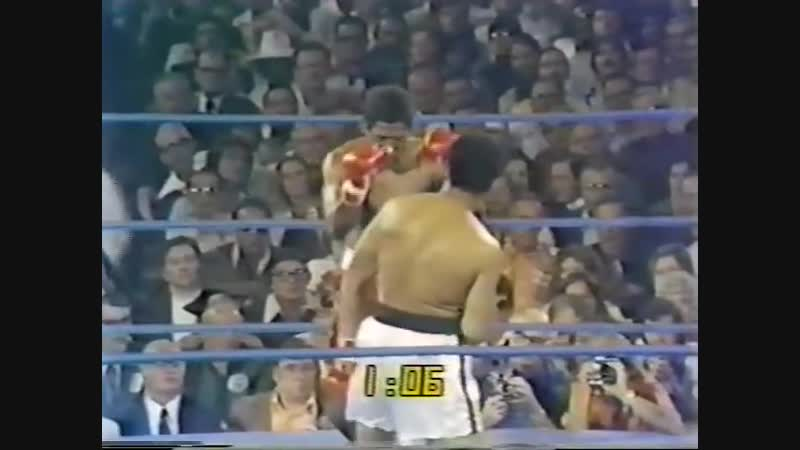 Muhammad Ali vs Ron Lyle 1975-05-16