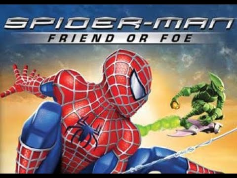 Паук вдвоём   Spider-Man: Friend or Foe №1