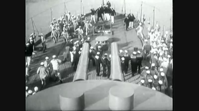 EL ACORAZADO POTEMKIN 1925