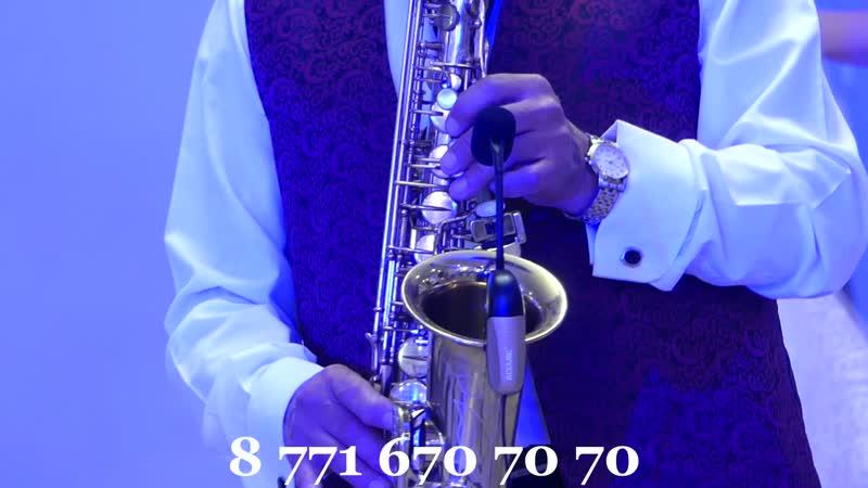 Самый лучший саксофонист в Акобе
