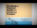 First Book of Practical Studies for Cornet and Trumpet by Robert W Getchell 008 TRUMPET GETCHELL