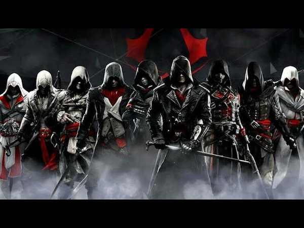 Djeff Z - You.... ( Deep mix) Assassin's Creed Hot Game