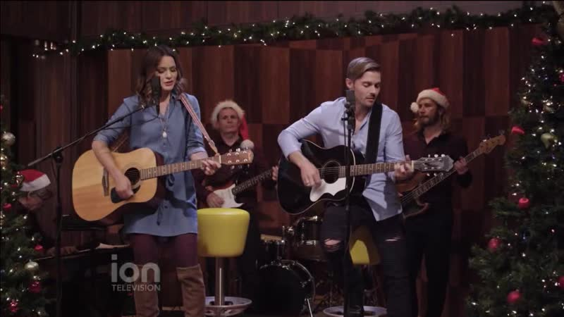 Country Christmas Album (ION TV 2018 US)(ENG)