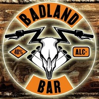 Логотип BADLAND BAR (RocK & Bike) Rostov
