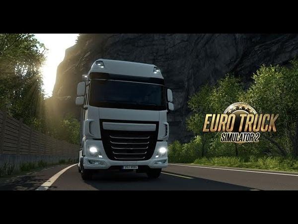 Частина 3/ Летсплей по Euro Truck Simulator 2 live/онлайн