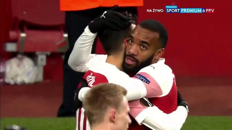 Arsenal vs Qarabag 1 0 All Goals Extended Highlights 13 12 2018