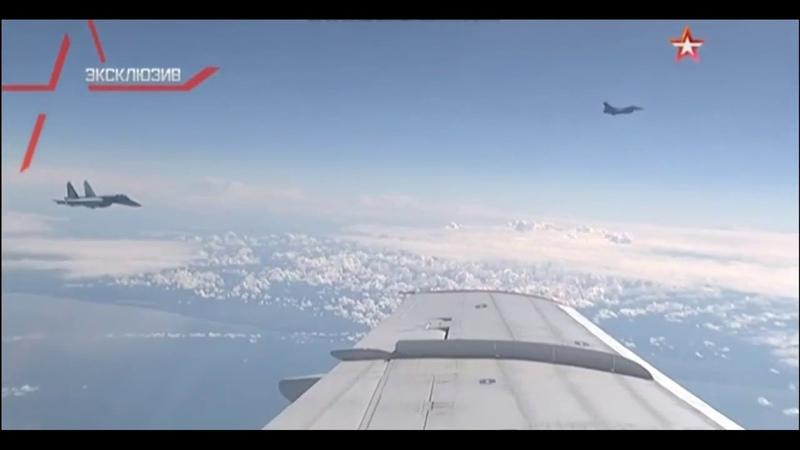 Ruski SU-27 oterao NАТО F-16 koji se priblizio avionu u kome je bio ministar Šojgu