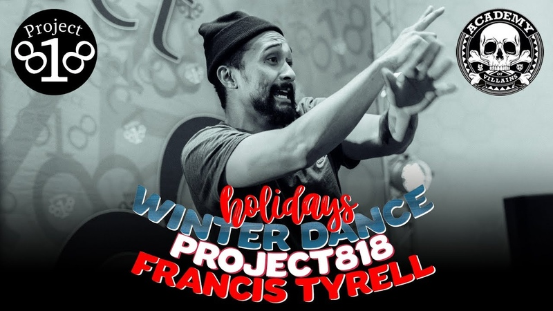 AOV Francis Tyrell ❄ WDH19 ❄ Winter Dance Holidays 2019 ❄ DAY 02 ❄ Don't Get Chipped