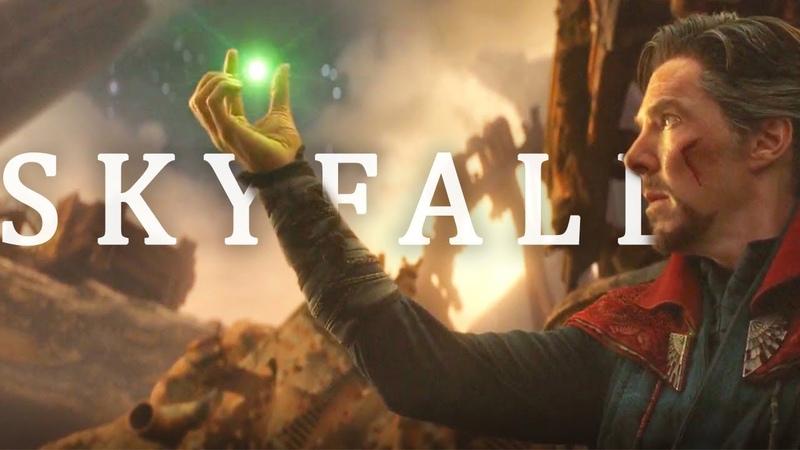 Skyfall | Avengers Infinity War