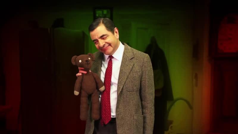 Мистер Бин и тыква на Хэллоуин (2018)
