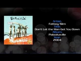 The Samples: Fatboy Slim Edition