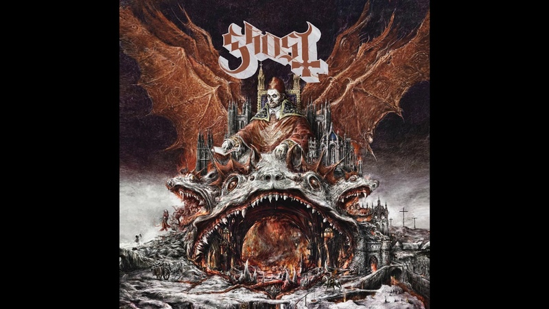 Ghost - It`s a Sin (Pet Shop Boys cover) HD 1080p