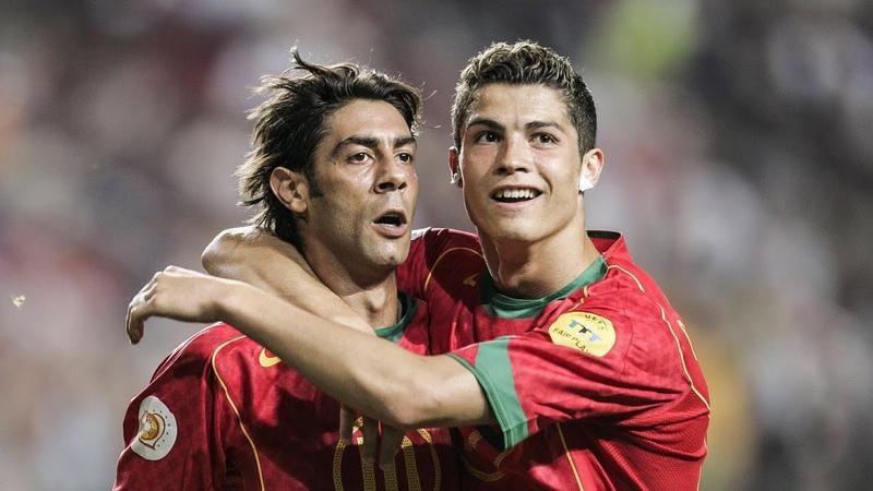 Manuel Rui Costa ● The Idol Of Cristiano Ronaldo   HD   ►Underrated Beast◄