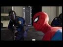 Прохождения на Ps4 Marvels Spider-Man Драка с бандитом часть 2