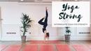 YOGA STRONG | Intermediate Yoga For Strength | CAT MEFFAN