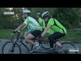 Полтавці долучилися до Всеукраїнського велопробігу