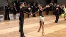 Danila Boriskin Elizaveta Ulianova RUS Samba GOC Junior II Latin