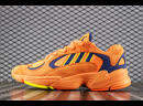 Распаковка Adidas Yung 1 Hi-Res Orange / Hi-Res Orange / Shock Yellow RESTOKK видео