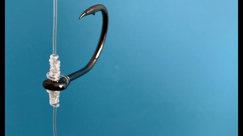 How To Tie DropShot Rig - DIY Fishing - Thẻo Câu Đáy