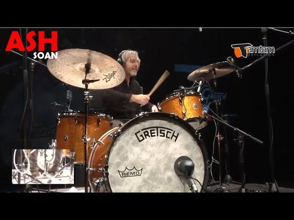 Ash Soan - TamTam DrumFest Sevilla 2018 Gewa Music