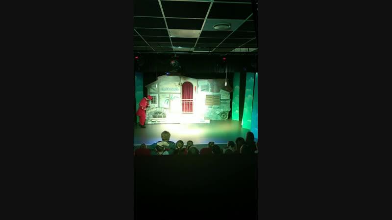 Спектакль Огниво в театре Liberta